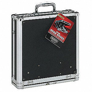 CD/DVD Binder w/Lock, Black, Capacity 200