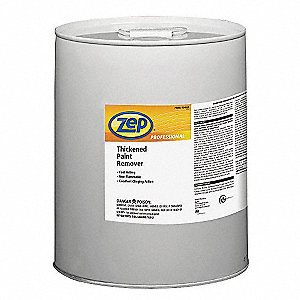 Thickened Paint Remover,5 Gal.