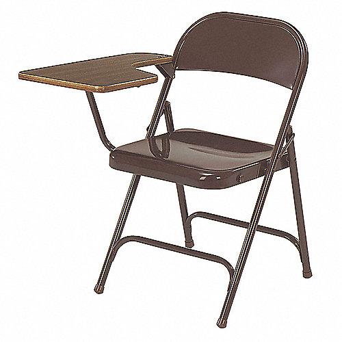 escritorio de silla plegable