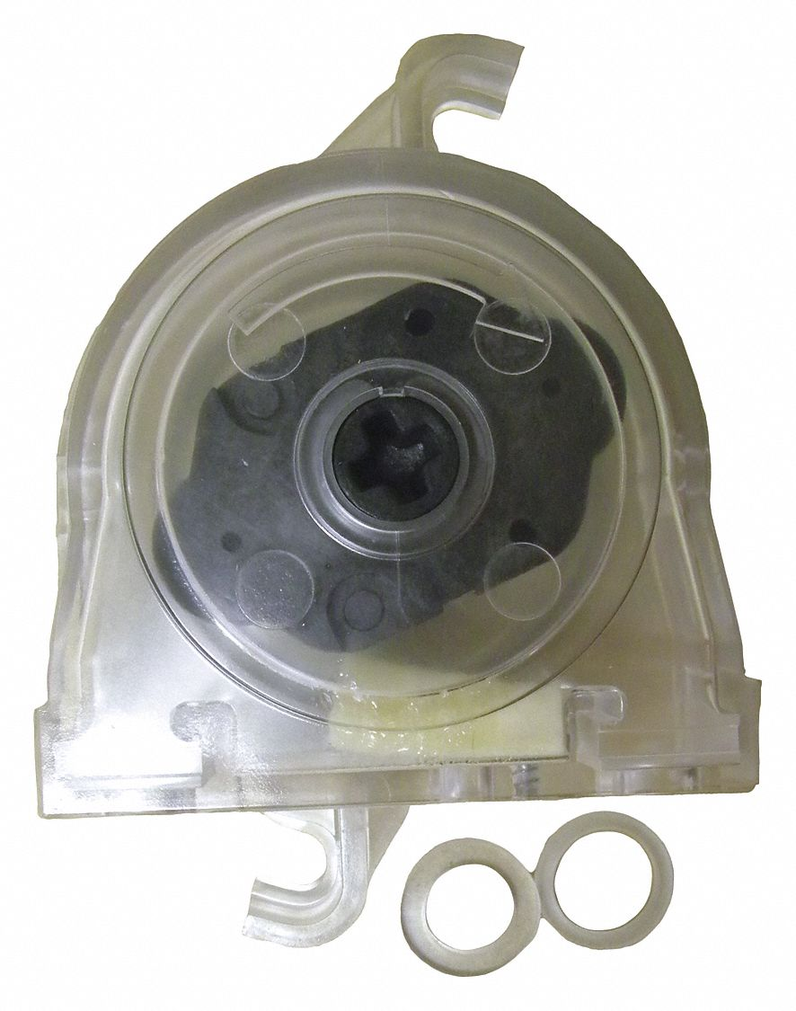 Pump Head Assembly,  Fits Brand Mec-O-Matic VSP,  For Use With Grainger Item Number 2P304