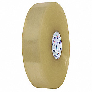 Polypropylene Carton Sealing Tape, Acrylic Adhesive, 48mm X 914m, 6 PK