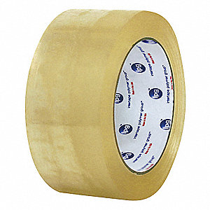 Carton Tape,Clear,2 In. x 110 Yd.,PK36