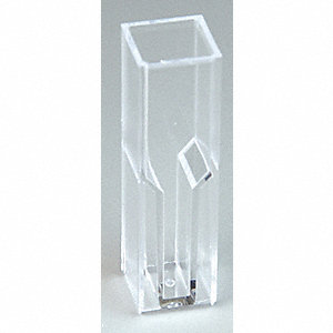 Cuvette,Semi-Micro,1.5ml,PK100