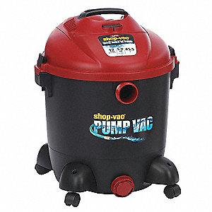 45.5L 5 PEAK HP PUMP WET/DRY VAC