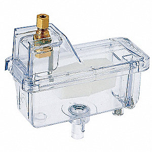 "Vertical Ice Kit Reservoir, Inlet Size 1/4"", Outlet Size 1/4"", .52 gpm @ 50 psi"