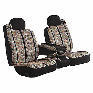 SEAT COVER TR40 FRONT 40/20/40 BK