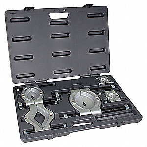Manual Bearing Splitter Set; Number of Pieces: 5