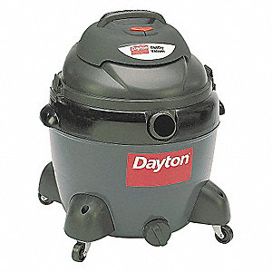 60.5 L, 6.5 HP DAYTON WET/DRY VAC