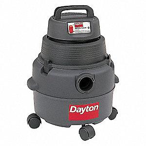 22.7 L, 4.5 HP DAYTON WET/DRY VAC