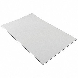 "8-1/2"" x 11"" Magnetic Sheets with Matte Finish, White&#x3b; PK3"