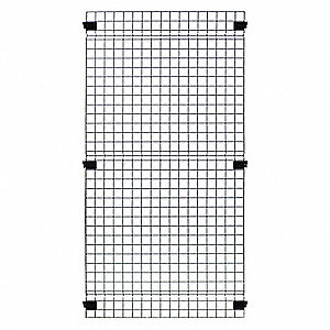 Machine Guard Panel, 5 ft. W x 6 ft. H