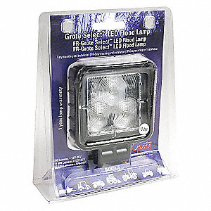 WORKLAMP LED FLOOD 12V