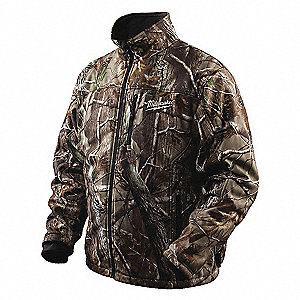 CAMO MZ HEATED JACKET S