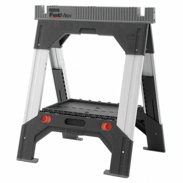 Stanley adjustable folding sawhorse 27 3 16 l x 2 1 8 w for General motors extended warranty plans