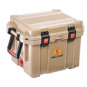 35QT ELITE COOLER OUTDOOR TAN