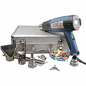 Heat Gun Kit,120 to 1150F,A