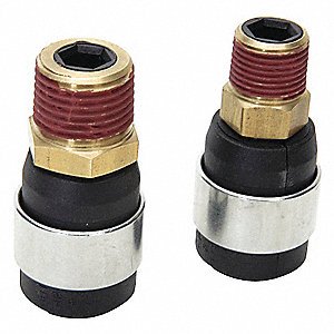 HOSE REPR FITTING KIT 3/8IN W/2 FIT