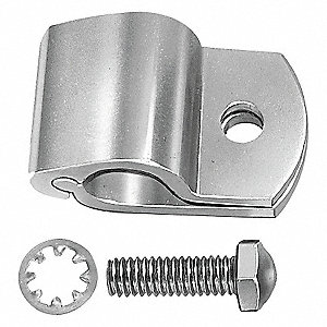 MIRROR BRACKET CLAMP KIT 3/4IN