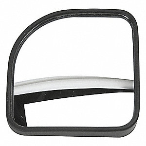 MIRROR WEDGE STICK-ON CONVEX