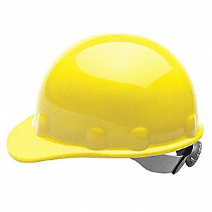 Hard Hat,C, G, E,Yellow,8 pt. Pinlock