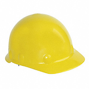 HARD HAT YELLOW MEETS CSA Z94.1-92