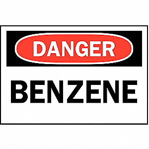 Chemical & Hazardous Materials Sign