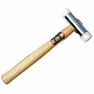 thor soft face hammer 15 oz 12 3 16 l 23wf09 th12712n grainger