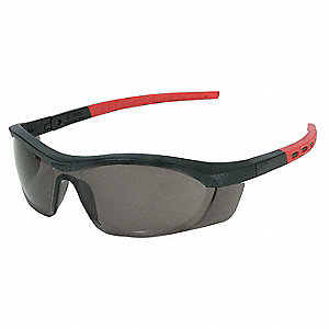 Tornado F5 Anti-Fog, Anti-Static, Scratch-Resistant Safety Glasses, Indoor/Outdoor Lens Color