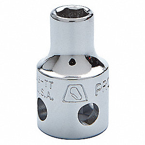 SOCKET 3/8 DR 11MM 12 PT DEEP-TETH