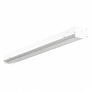 LED Channel Surface Fixture,4000K,4800L