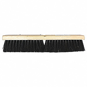 BROOM 24IN FINE SWEEP HORSEHAIR