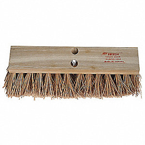 BROOM 14IN COARSE SWEEP NATURAL