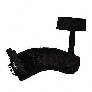Ankle Holster,Left,Size 0