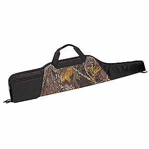 Gun Case,46in. Rifle,Black