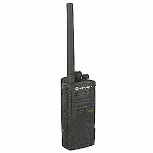VHF No Display  Portable Two Way Radio, Number of Channels 2