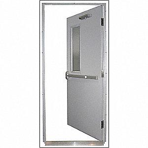 Steel Door Push Bar Lhr 36 X 80 In
