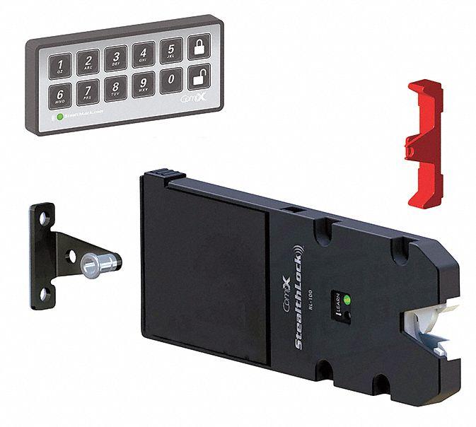 Electronic Keyless Cabinet And Locker Locks