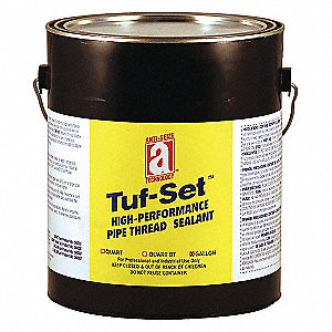 1 gal. Can Pipe Thread Sealant with 2600 psi, Blue