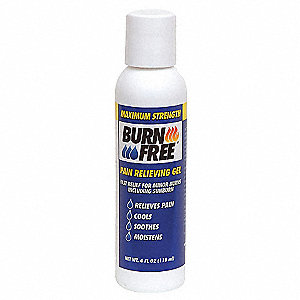 GEL BURNFREE 4 OZ/118ML
