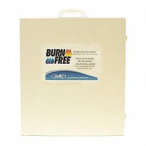 RESTAURANT BURN KIT IND. 2