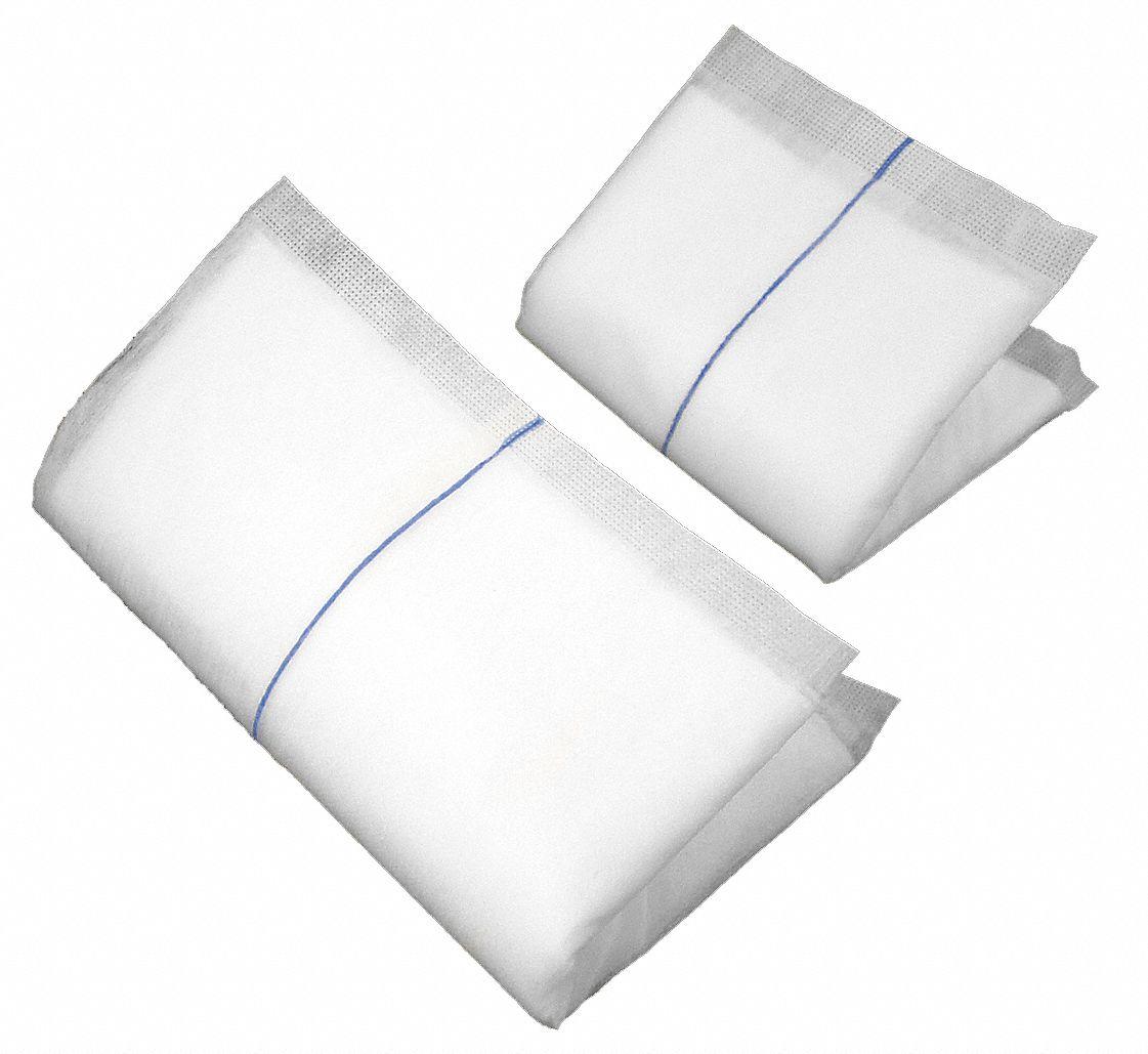 MEDSOURCE ABD Pad Sterile Unitized 5x9 PK400