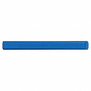 "Paint Marker with 3/8"" Tip Size and Up to  2 min. Dry Time, Blue&#x3b; PK144"