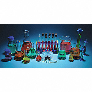 General Lab Glassware Kit, 1 EA