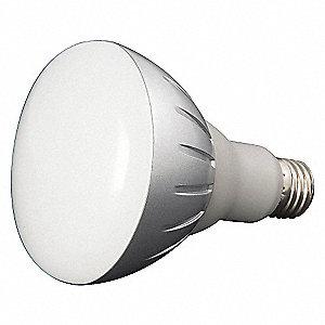 LAMPE DEL, BR30, 12W, 2700K