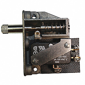 DOOR SWITCH,15A,ROD