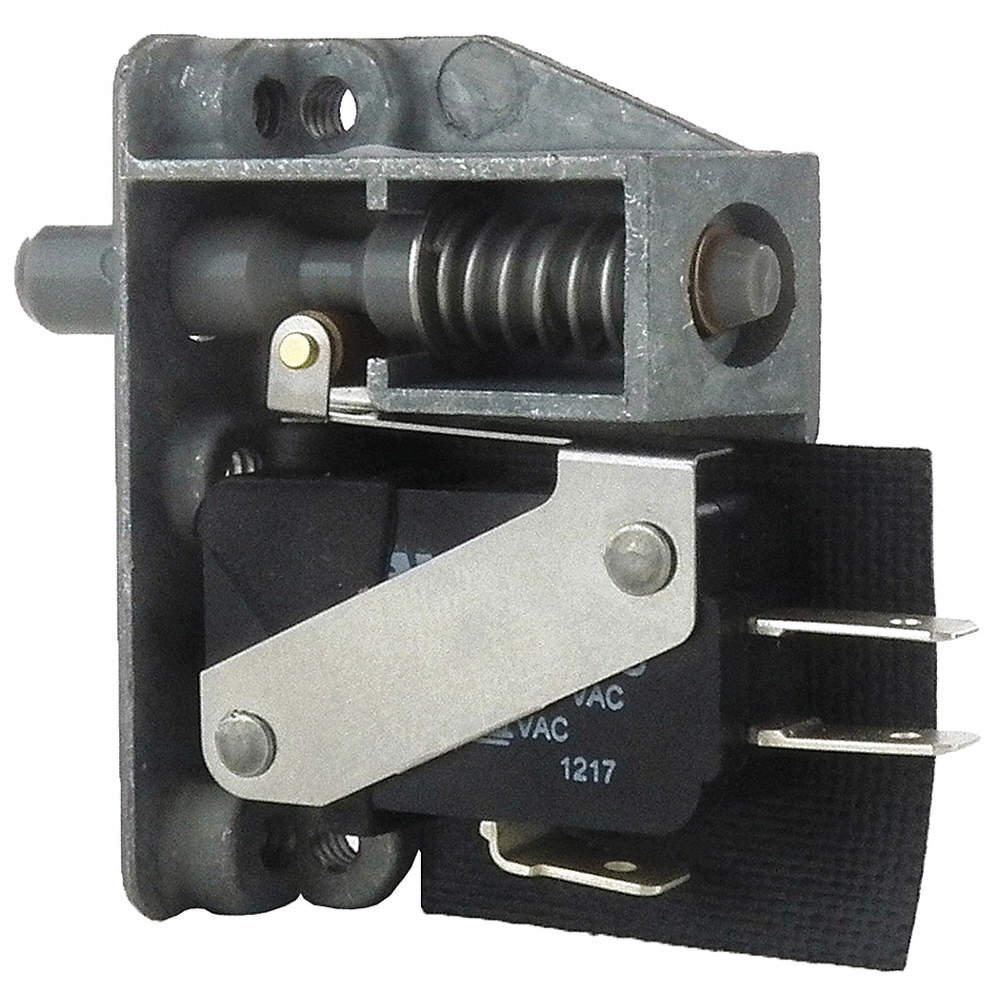 HONEYWELL SPDT Polyester Door Switch with Quick Connect Terminals ...