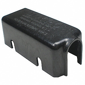 "Snap Switch Terminal Enclosure, 7/8"" Height, 2-1/8"" Length"