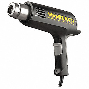 Heat Gun,140 to 1050F,11.7A