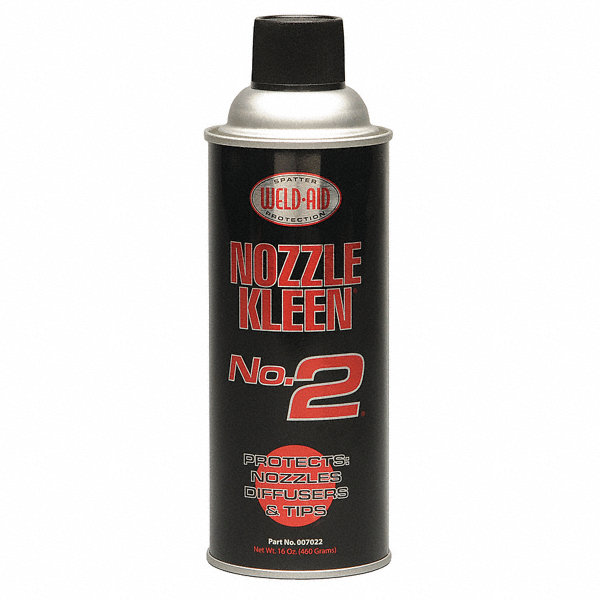 Home Depot Special Order Catalog: WELD AID Nozzle Kleen #2 Aerosol Spray Can - 24A407