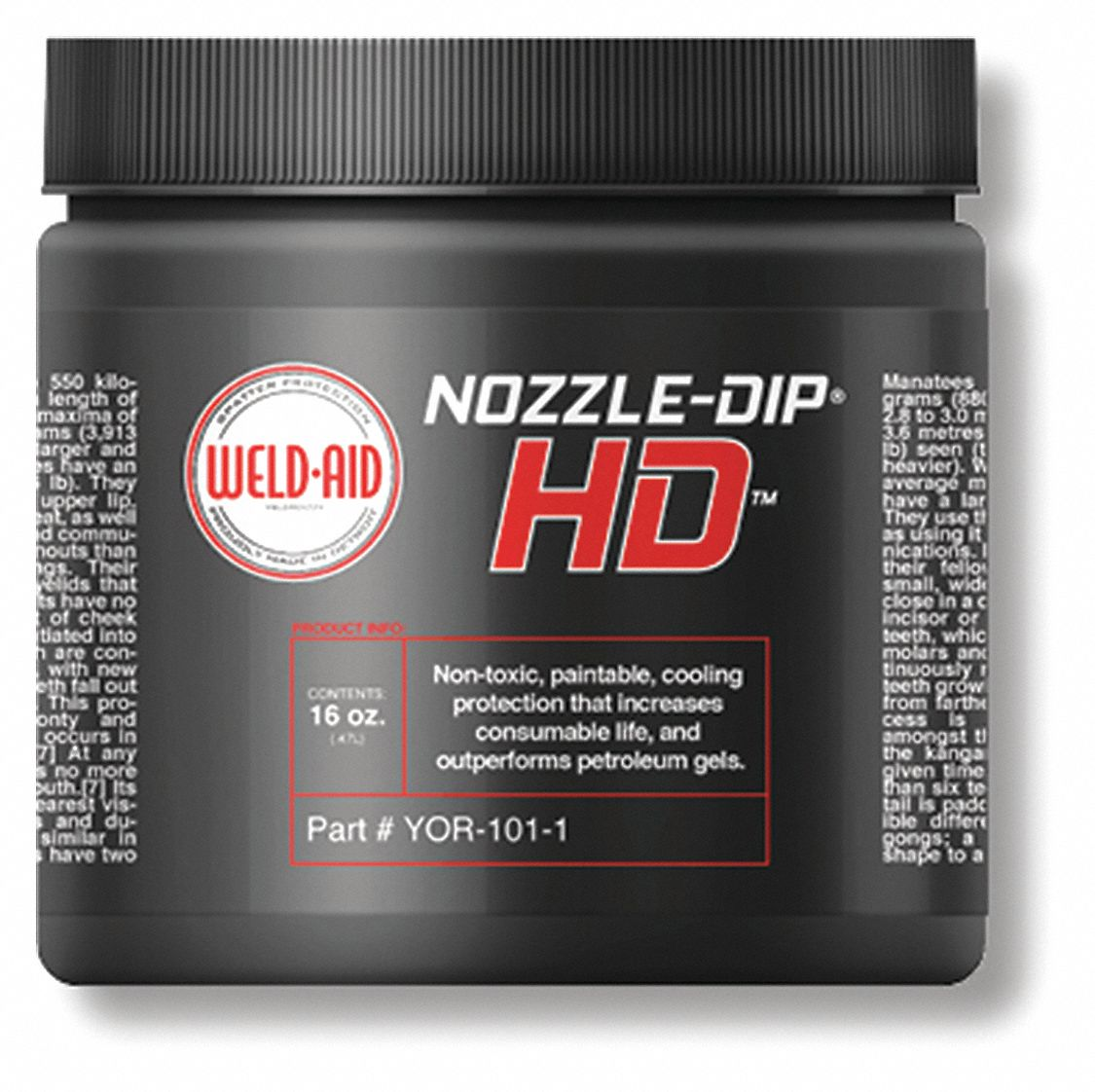 Heavy Duty Nozzle Dip Gel  Pint
